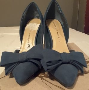 Chinese Laundry Blue Heels